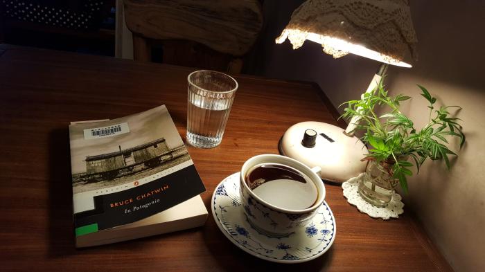Čtení ke kávě (šálek z etiopského regionu Zege) – OKávě