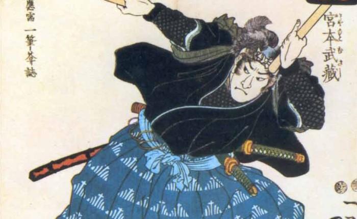 """Filologie dne: Musashiho """"Dokkōdō"""", 'Cestasamoty'"""