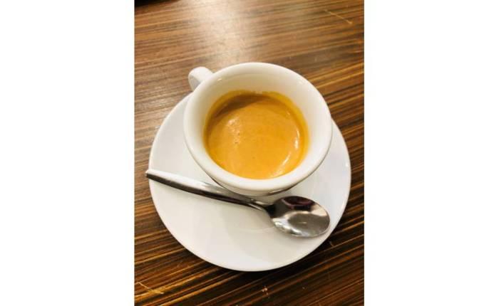 Příprava kávy na domácímkávovaru